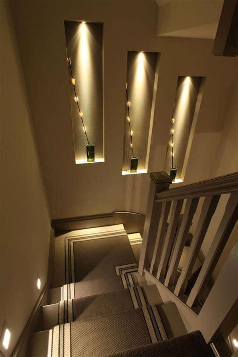 Illuminazione E Illuminazione Per Scale Interne 30 Idee Originali Con