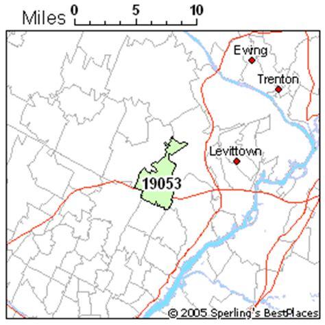feasterville trevose zip 19053 pennsylvania rankings