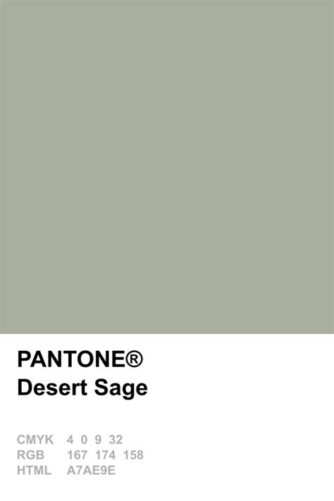 pantone 2015 desert sage ch gabriel pinterest