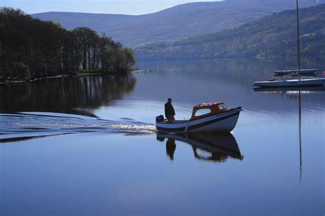 Fishing Boat Hire Loch Tay by Lochtayfishing
