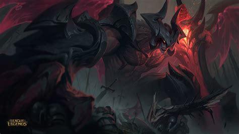 surrender   champion update aatrox  darkin blade