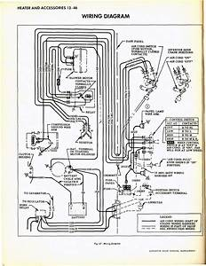 Ammeter Wiring Question  U2013 The 1947  U2013 Present Chevrolet