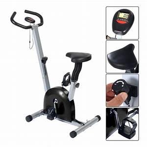 Exercise Bike Cardio Fitness Gym Cycling Machine