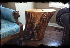 solid wood reclaimed log round side table contemporary With round log coffee table