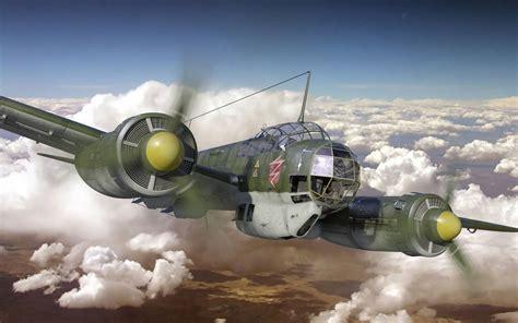 Hleb Bychykhin - Aircraft Junkers Ju 88