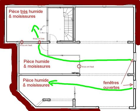 vmc chambre humide aeration maison humide finest extracteur dair cave humide