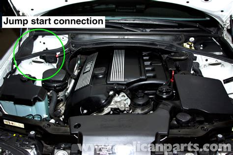Bmw E46 Battery Replacement And Connection Notes| Bmw 325i