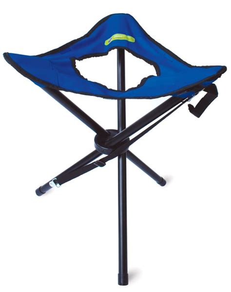 Folding Chair Backpack by Boginabag Portable Camping Toilet Chair Festival Toilet