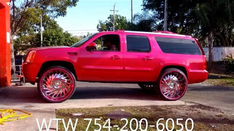 acewhipsnet wtw customs dices candy magenta pink gmc