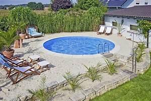 Schwimmbad Für Den Garten : pool planung geh rt in profih nde ~ Sanjose-hotels-ca.com Haus und Dekorationen