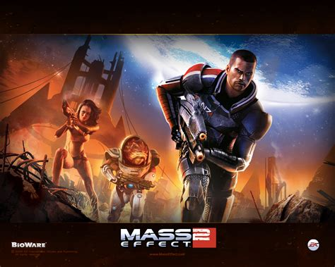 Mass Effect 2 Images Mass Effect 2 Hd Wallpaper And