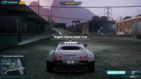 Need For Speed Most Wanted 2012 How To Get The Bugatti