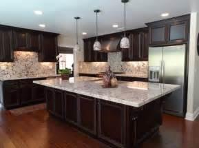 15 different granite kitchen countertops home design lover - Kitchen Remodel Idea