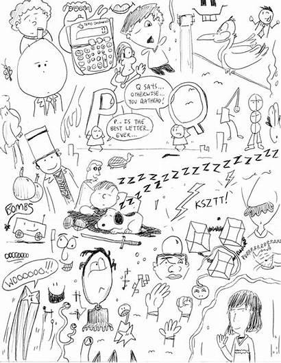 Random Doodles Deviantart