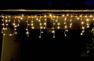 Lichterkette Außen Sommer : led lichterkette eisregen vorhang 240 led warmweiss 5m au en eisregenkette kette ebay ~ Orissabook.com Haus und Dekorationen