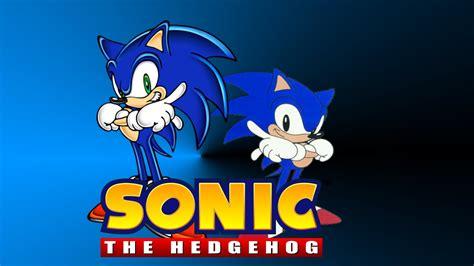 Sonic The Hedgehog Hd Wallpaper Sonic The Hedgehog Wallpaper Hd