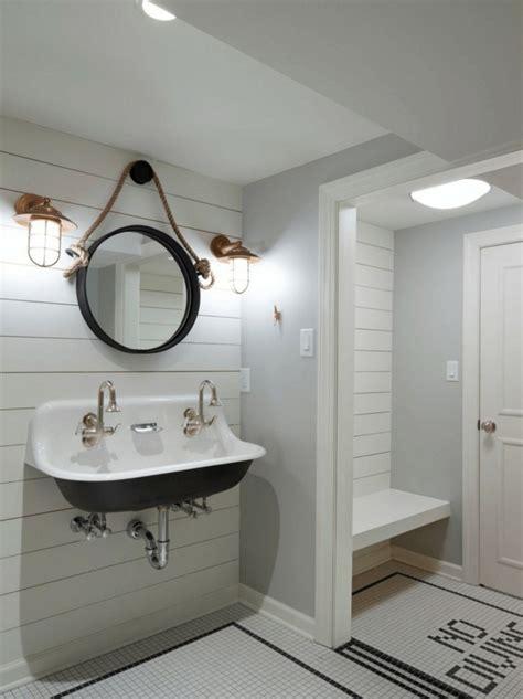 miroir salle de bain qui reflete votre style  personnalite