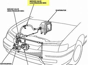 2003 Honda Accord Ac System Diagram