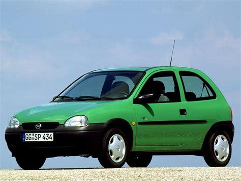 Opel Corsa B by Opel Corsa B 1 5 D 50 Hp