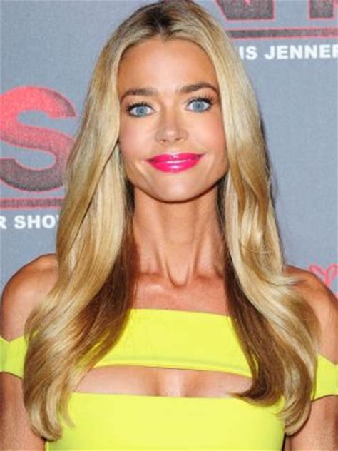 Denise Richards Plastic Surgery Before and After   Celebrity Sizes