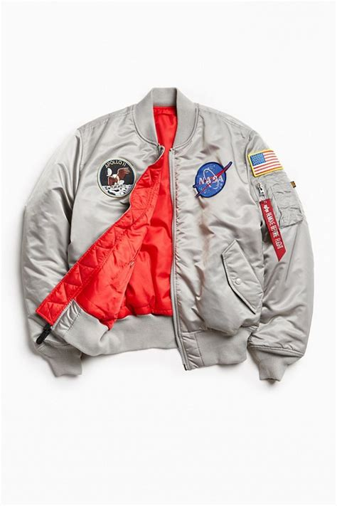 alpha industries ma  apollo bomber jacket urban outfitters