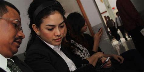 Nikita Mirzani Siap Gak Disiap Siapin Masuk Penjara