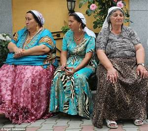 Proof : Romanian gypsies are white