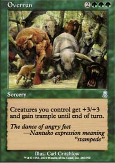 Mtg Infinite Squirrel Deck by Was Right About Everything Part 3