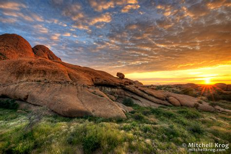 photo sunrise spitzkoppe namibia