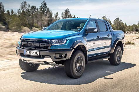 ford ranger raptor das pick  topmodell mit diesel im