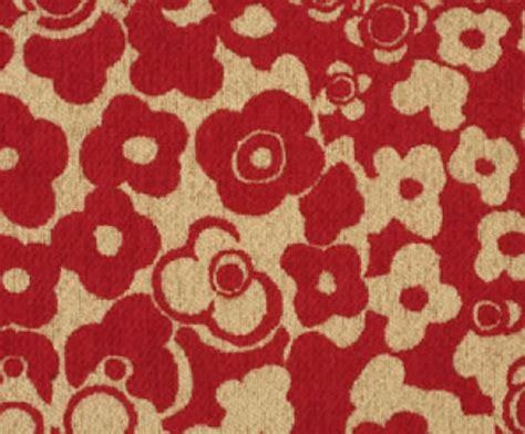 Upholstery Uk - trevira flower pattern upholstery fabric bogesunds uk