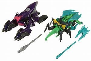 Versus Sets Bombshock vs. Shockwave (Transformers, Prime ...