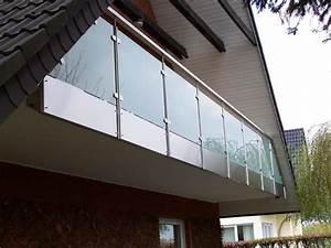 balkon edelstahl glas 01 balkone leistungen With garten planen mit französische balkone glas