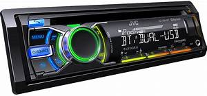 Ces  Jvc Adds Talking Car Cd Players