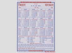 thakur prasad calendar 2019 pdf