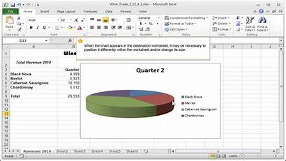 Excel Chart Resizing Edit Repositioning