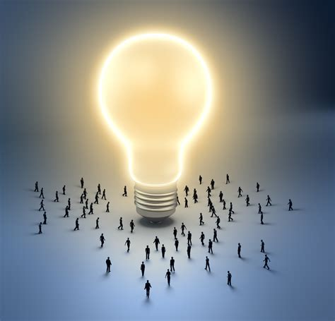 the power of light the idea driven organization the power of idea fairs