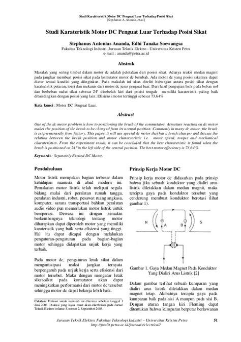 Jurnal teknik elektro