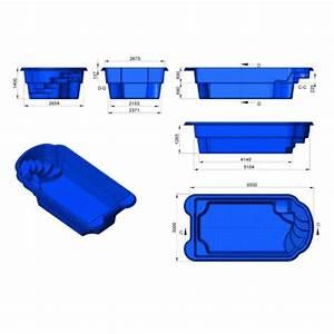 Maison En Kit Pas Cher 30 000 Euro : prix coque piscine prix canon 5m50x3mx1m40 ~ Dode.kayakingforconservation.com Idées de Décoration