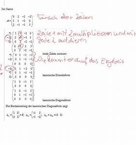 Ionisierungsenergie Berechnen : gau gau algorithmus matritzen mathelounge ~ Themetempest.com Abrechnung