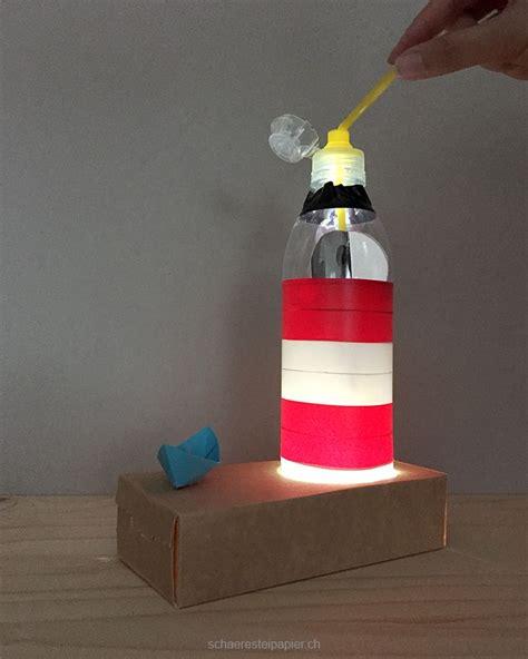 die besten  leuchtturm basteln ideen auf pinterest