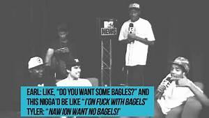 Tyler The Creator LOL gifs interviews frank ocean hodgy ...