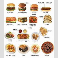 Healthy Fast Food List Names Pictures In Pakistan
