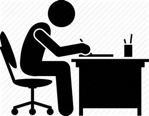 Draw  Drawing  Work  Working  Write  Writing Icon