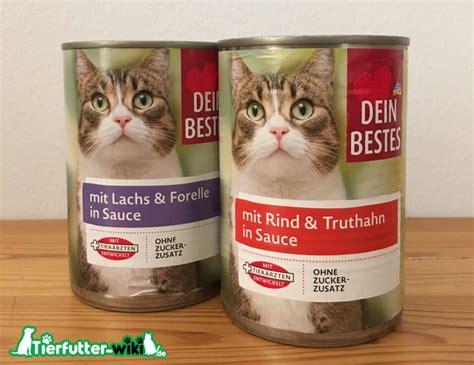 katzenfutter testberichte und ratgeber tierfutter wiki