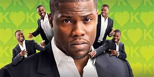 """Kevin Hart Plays the """"Air Drums"""" 