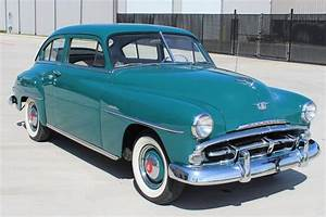 1951 Plymouth Concord Fast Back