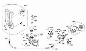 Spa Circulation Pump Parts Diagram
