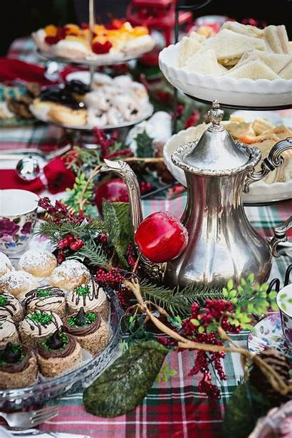 Tea Afternoon English Hosting Parties Host Traditional