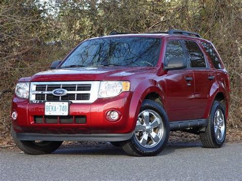 2009 Ford Escape Xlt Reviews by Test Drive 2009 Ford Escape Xlt Fwd 4 Cylinder Autos Ca